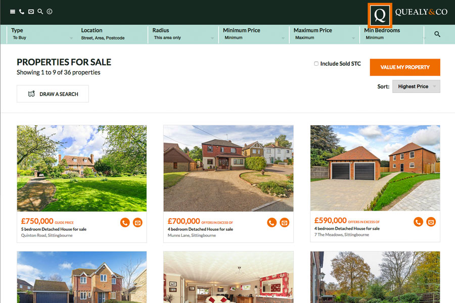 HIVE - Estate Agency Systems